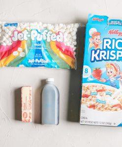 Rice Krispy cereal ingredeints